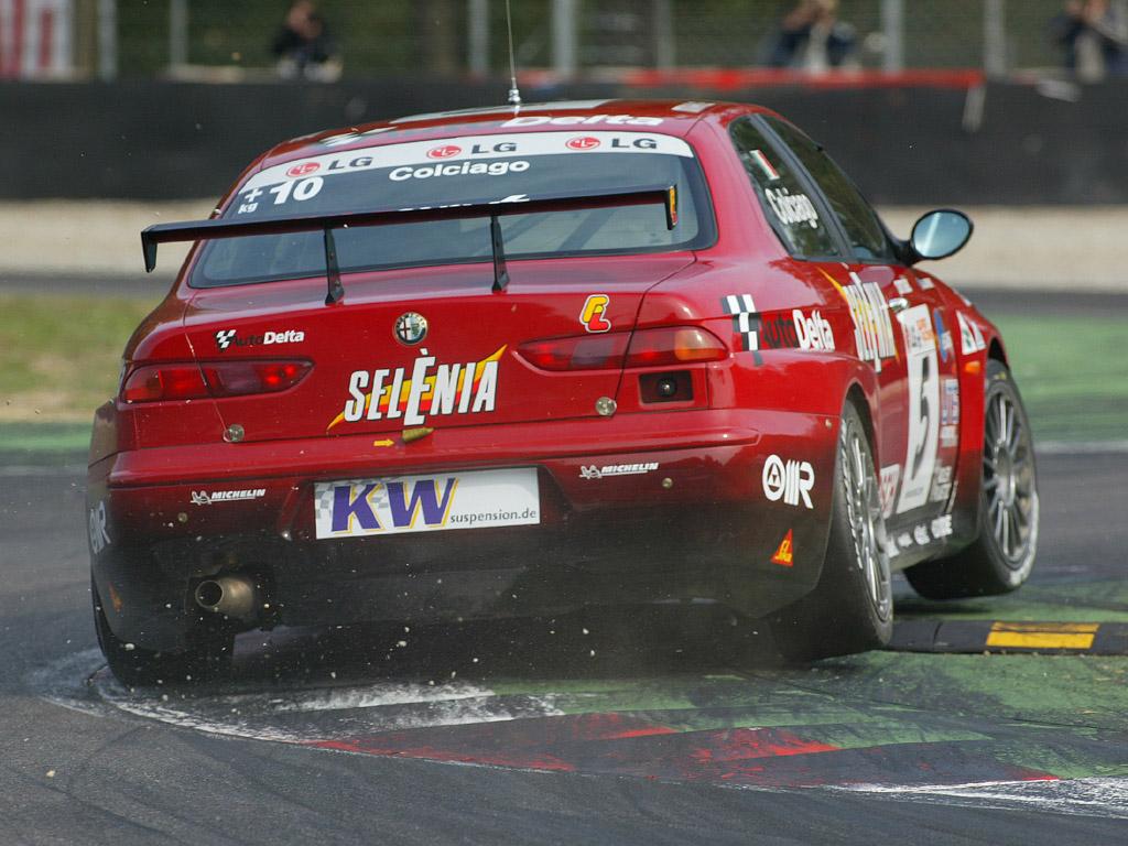 guidare le Alfa Romeo GTA